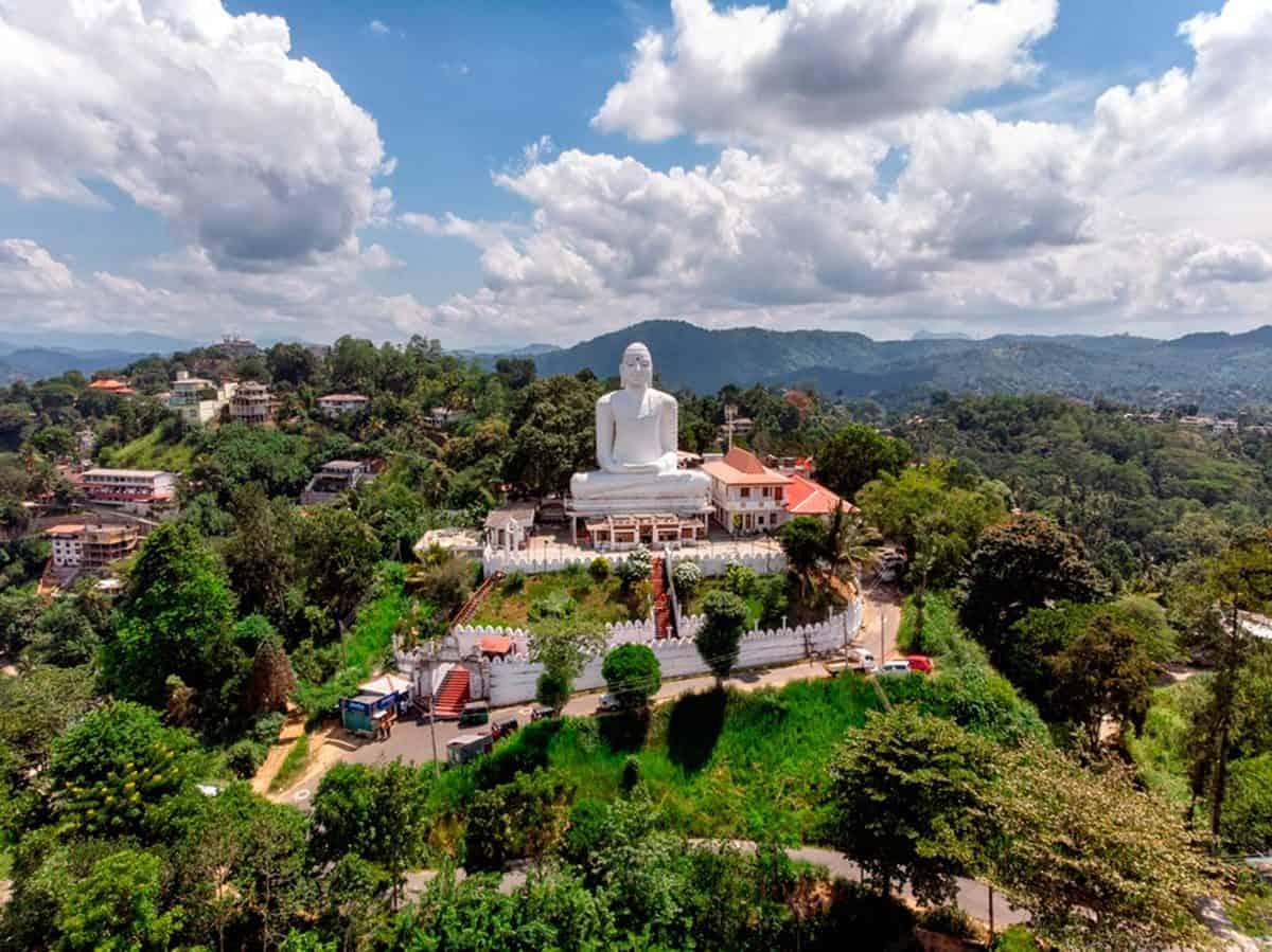 Небесная Ланка / #ТриВершины